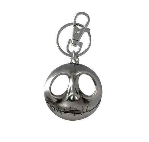 The Nightmare Before Christmas: Jack Skellington Pewter Keychain