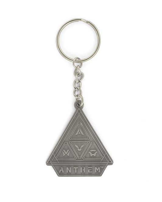 Official Anthem Metal Keychain
