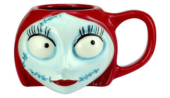 The Nightmare Before Christmas: Sally Head Mug