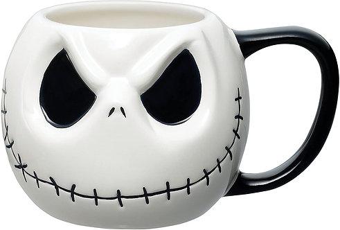 The Nightmare Before Christmas: Jack Skellington Head Mug