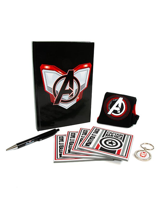 Official Marvel Avengers Gift Set