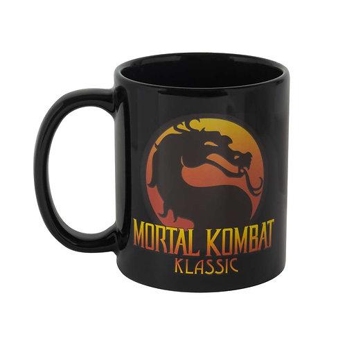 Official Mortal Kombat Heat Changing Mug