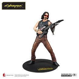 "McFarlane Toys: Cyberpunk 2077 -12"" Scale Deluxe Figure - Johnny Silverhand"