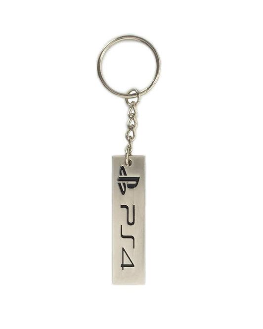 Official PlayStation 4 Logo Keychain / Keyring