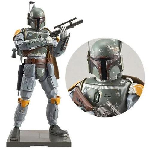 Star Wars: 1:12 Scale Plastic Model Kit - Boba Fett