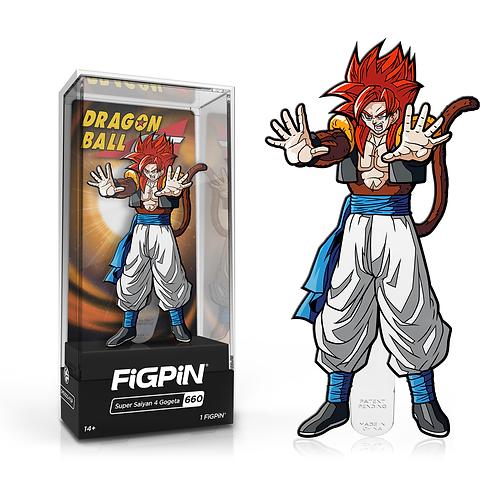 FiGPiN: Dragon Ball Z - Super Saiyan 4 Gogeta (660)