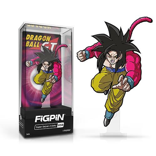 FiGPiN: Dragon Ball Z - Super Saiyan 4 Goku (658)
