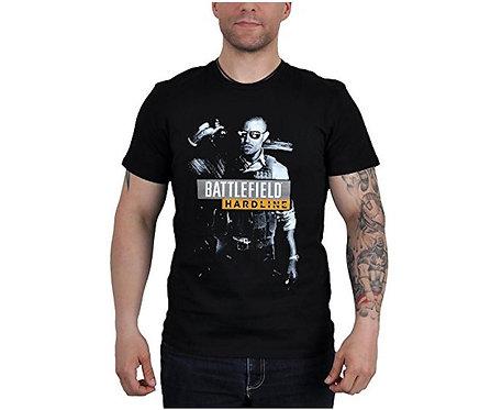 Official Battlefield Hardline T-Shirt