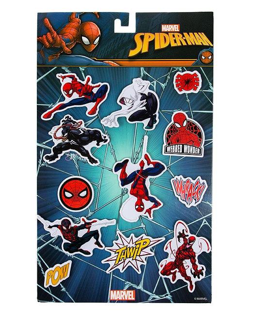 Official Marvel Spider-Man Magnet Set