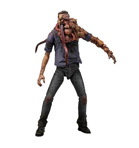 "Official NECA Valve Left 4 Dead: 7"" Smoker Ultra Deluxe Action Figure"