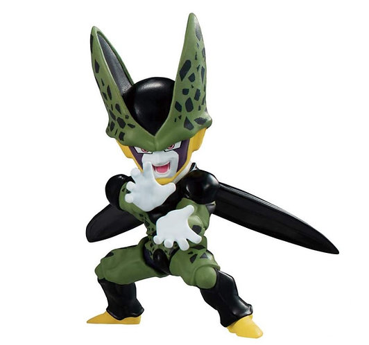Dragon Ball: Adverge Motion Mini Action Figure - Cell (Perfect Form)