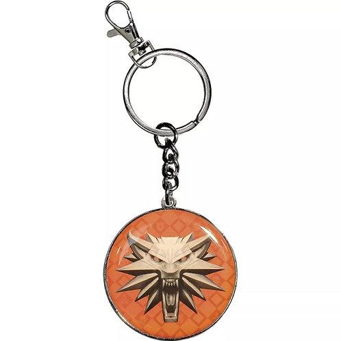 Dark Horse: The Witcher 3 Wild Hunt - School of the Wolf Keychain