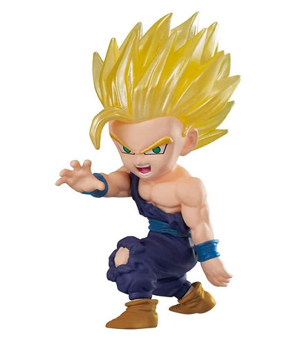 Dragon Ball: Adverge Motion MiniAction Figure - Son Gohan (Super Saiyan 2)