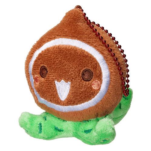 Official Overwatch Pachimari: Gingermari Mini Plush Hanger
