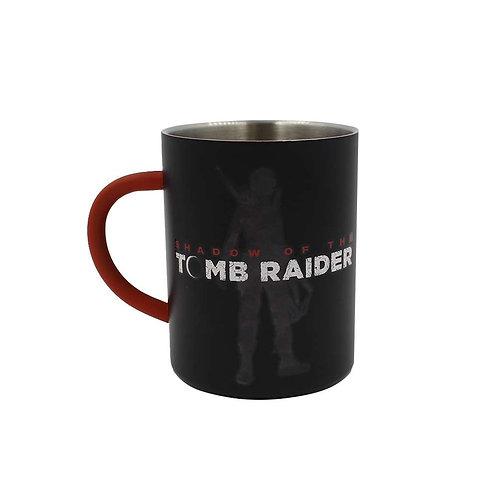 Official Shadow of the Tomb Raider Steel Mug