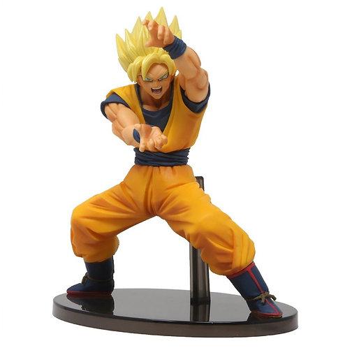 Dragon Ball Super: Chosenshi Retsuden Super Saiyan Goku Figure (Version 2)