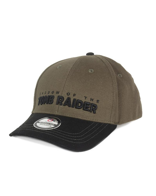Official Shadow of the Tomb Raider Curved Bill Cap