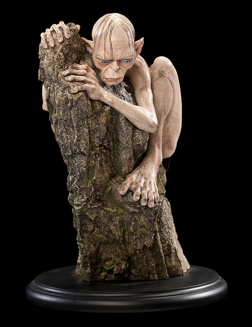 Official WETA The Lord of the Rings: GOLLUM™ Miniature Figure