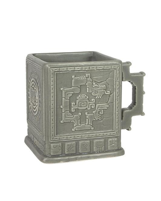 Official Shadow of the Tomb Raider 3D Mayan Ruins Mug