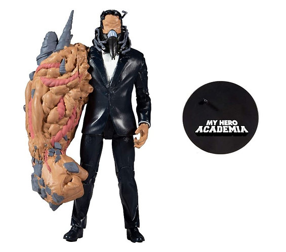 """McFarlane Toys: My Hero Academia 7"""" Action Figure - All For One"""
