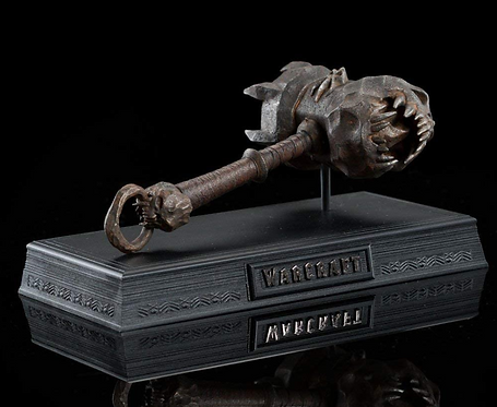 Official WETA Warcraft: Skullbreaker of Blackhand (1:6 Scale Prop Replica)