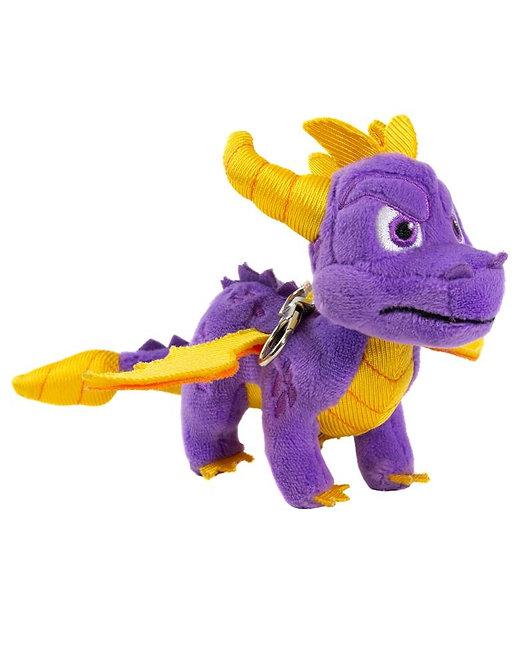 Official Spyro the Dragon Keyring Plushie