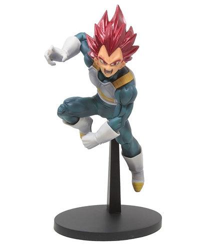 Dragon Ball Super: Broly Blood of Saiyans - Super Saiyan God Vegeta Figure