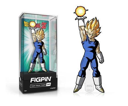 FiGPiN: Dragon Ball Z - Super Saiyan Vegeta (341)