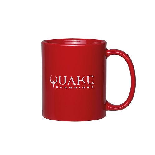 Official Quake Champions Logo Mug