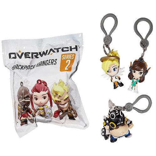 Official Overwatch Backpack Hangers Series 2