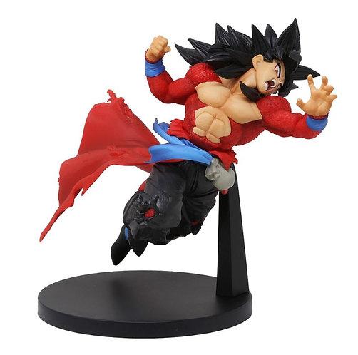 Super Dragon Ball Heroes: 9th Anniversary Figure - Super Saiyan 4 Xeno Goku