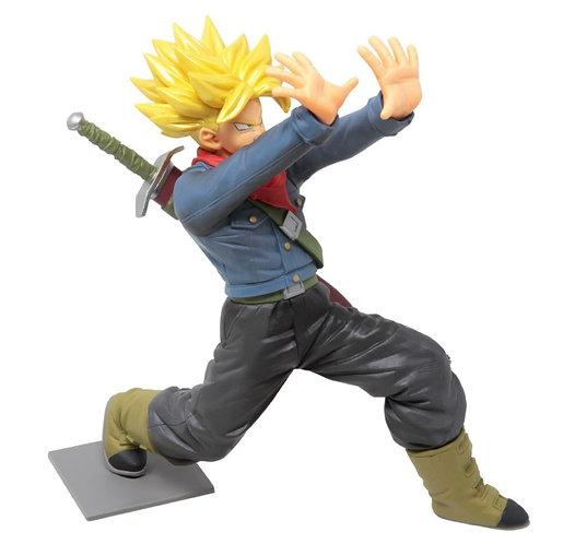 Dragon Ball Super: Super Saiyan Future Trunks (Galick Gun) Figure