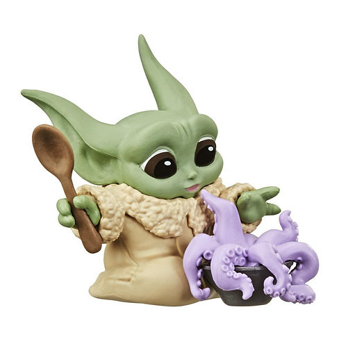"""Hasbro: Star Wars - The Child Figure - 2.25"""" Scale Tentacle Soup Surprise"""