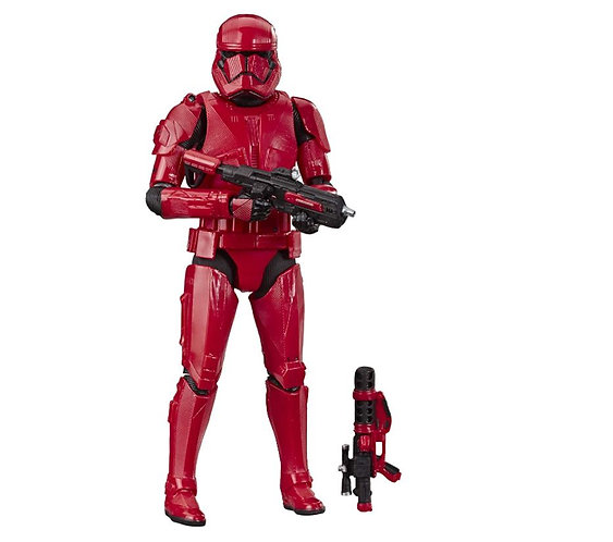 """Hasbro: Star Wars The Black Series 6""""Scale Action Figure - Sith Jet Trooper"""