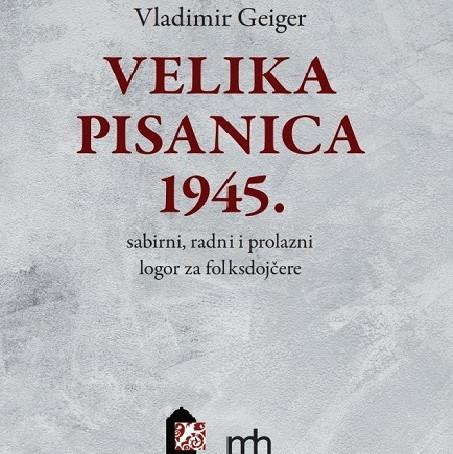 V. Geiger- nova knjiga o logoru za folksdojčere