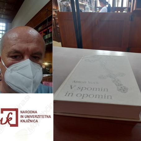M. Akmadža - istraživanje u Ljubljani