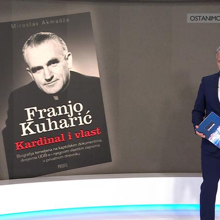 HRT o knjizi M. Akmadže o kardinalu Kuhariću
