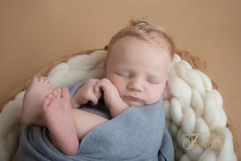 Nyfødtfotografering