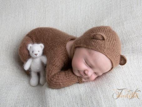 Hvordan bestiller man nyfødtfotografering?