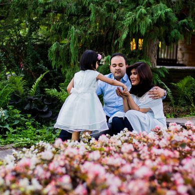 Newborn Family Session - Outdoor (22 of