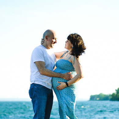 Pregnancy Family Session - Outdoor (17 o