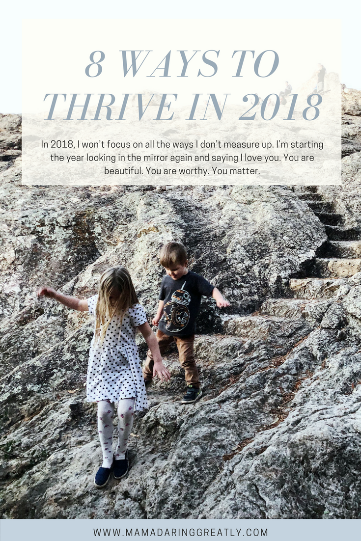 How to survive and thrive in the new year