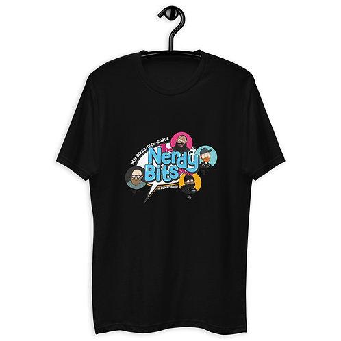 The Nerdy Bits Logo Short Sleeve T-shirt