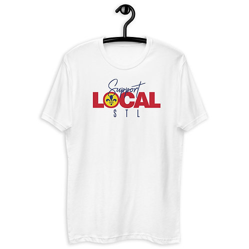 Support Local STL Short Sleeve T-shirt