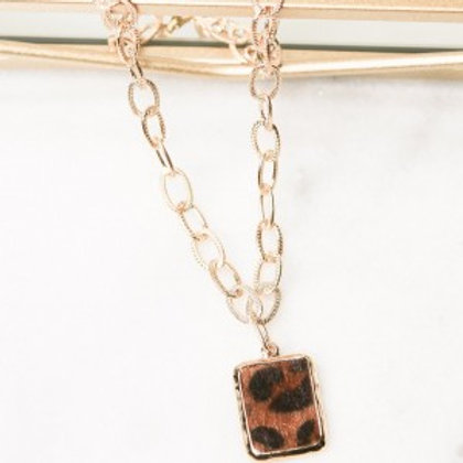 Leopard Lovers Necklace