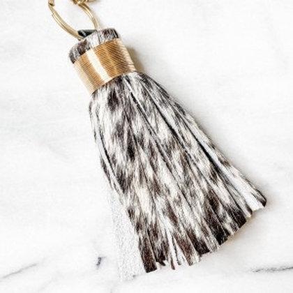 Blend Grab Tassel Keychain