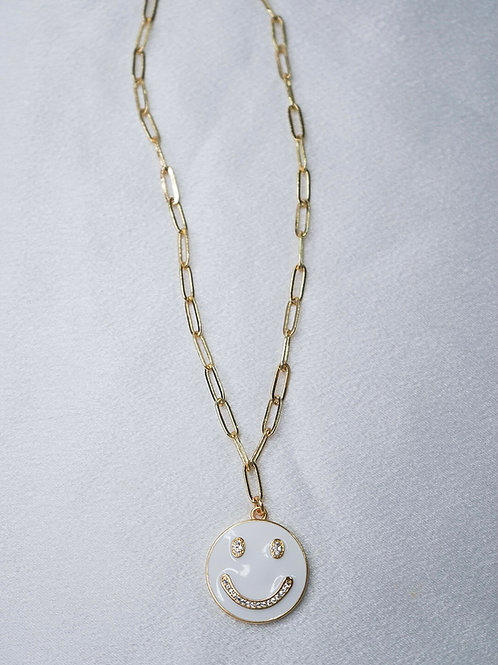 Because I'm Happy Necklace