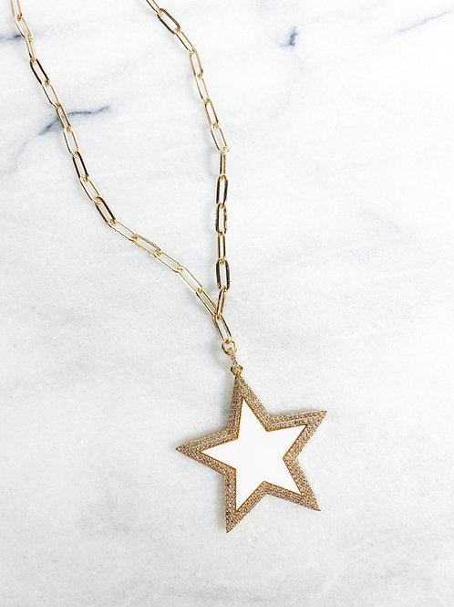 Jenna Star Necklace