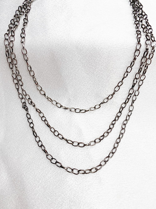 Chain Layer Necklaces