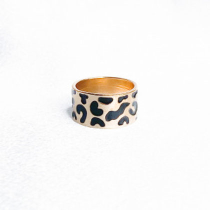 Cheetah Ring